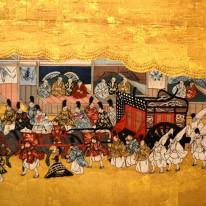 初夏の特別展示 祇園祭と京都名所屏風